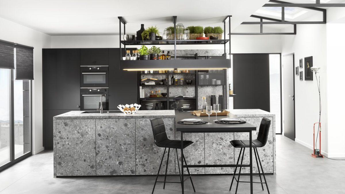 Extraordinaire 3 conseils pour une cuisine avec îlot central | Blog SCHMIDT KG-76