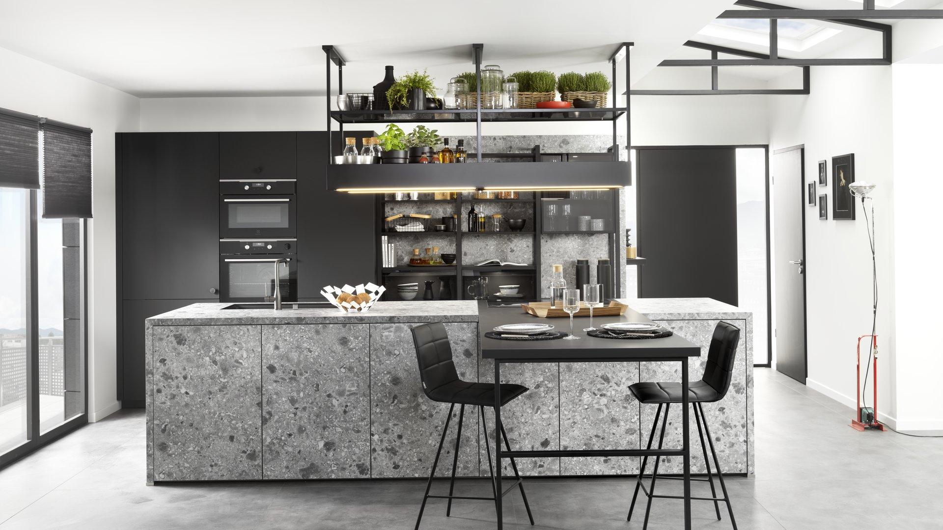 20 conseils pour une cuisine avec îlot central  Blog SCHMIDT