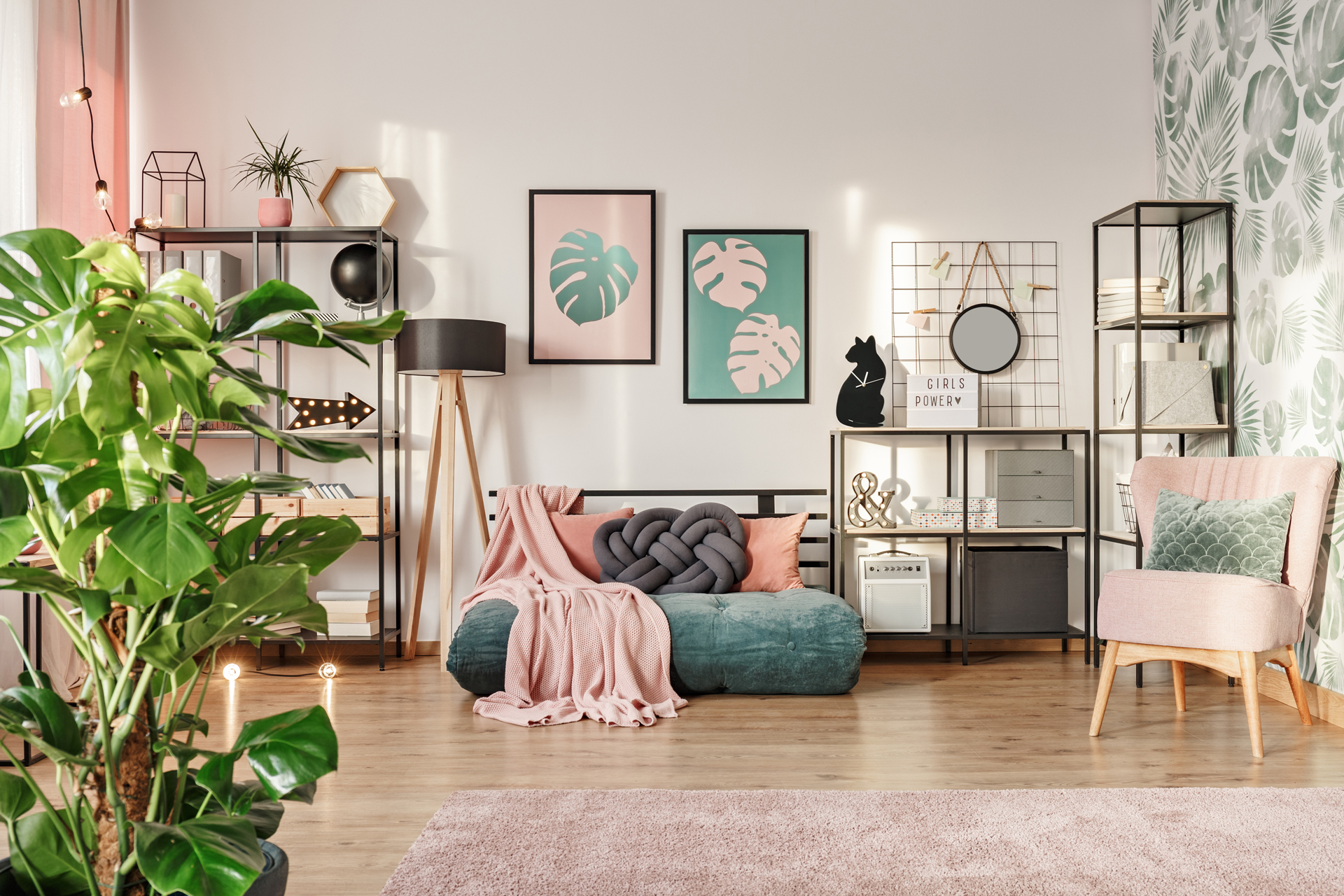 couleur pastel focus sur cette tendance d co 2018 blog schmidt. Black Bedroom Furniture Sets. Home Design Ideas