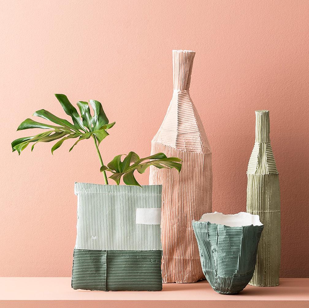 Paola Paronetto & ses vases délicats