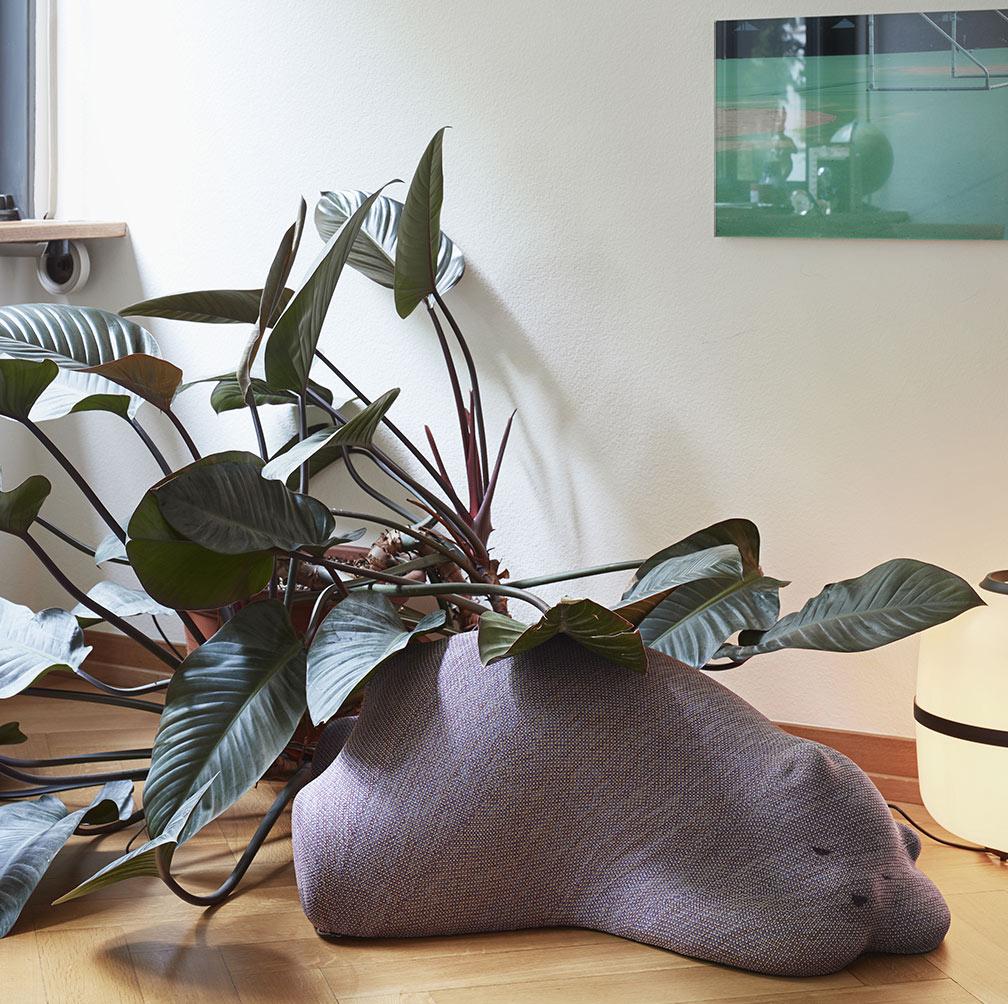 Vitra & le duo de designers Front avec Resting Animal