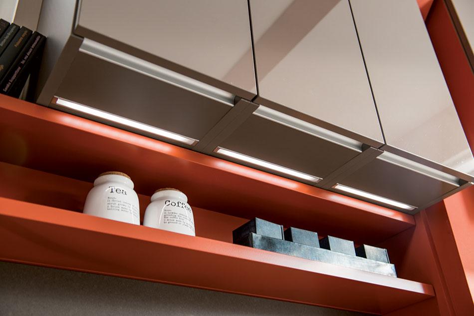 solution d'éclairage pour rangements et cuisines
