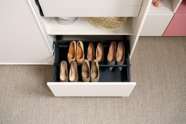 meuble de rangement pour chaussures