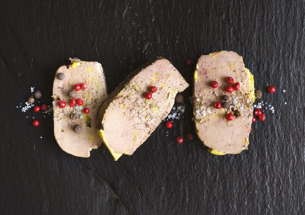 foie gras recette four vapeur