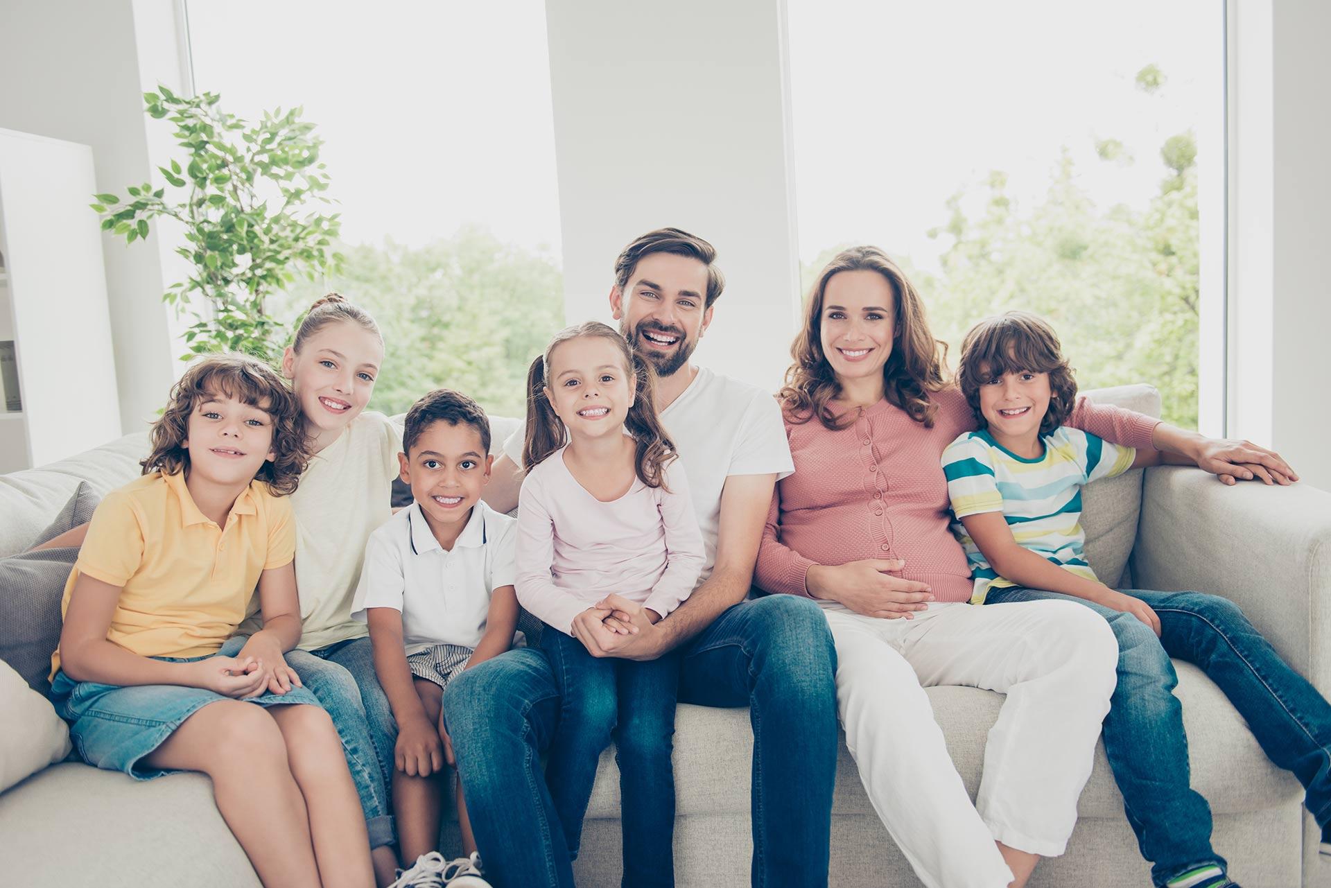 famille à géométrie variable