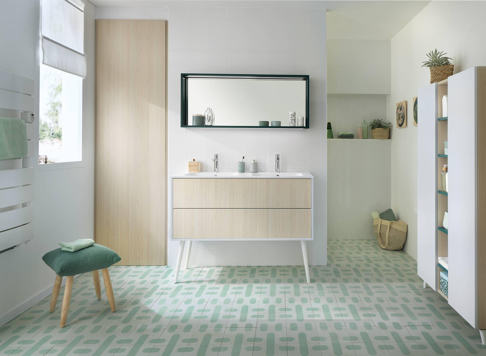 Petite salle de bains ? Idées de meubles pour bien ranger - Blog