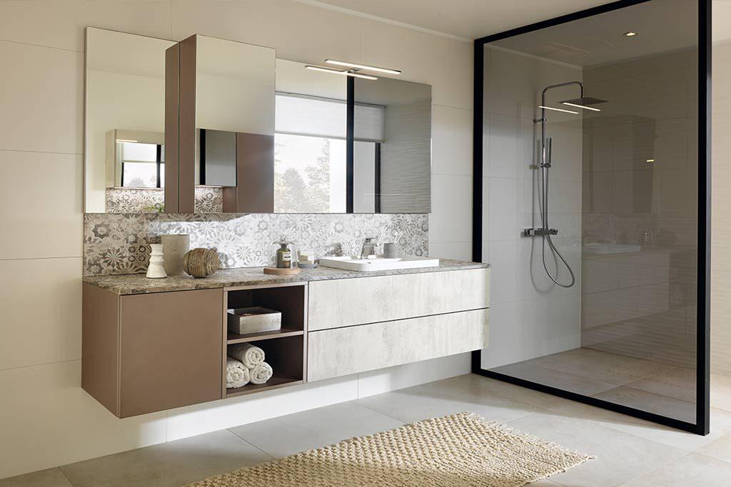 Petite salle de bains ? Idées de meubles pour bien ranger ...