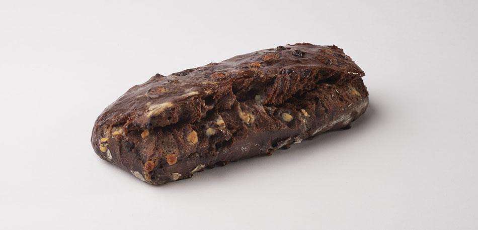 Baguette de pain au chocolat par Benoit Castel
