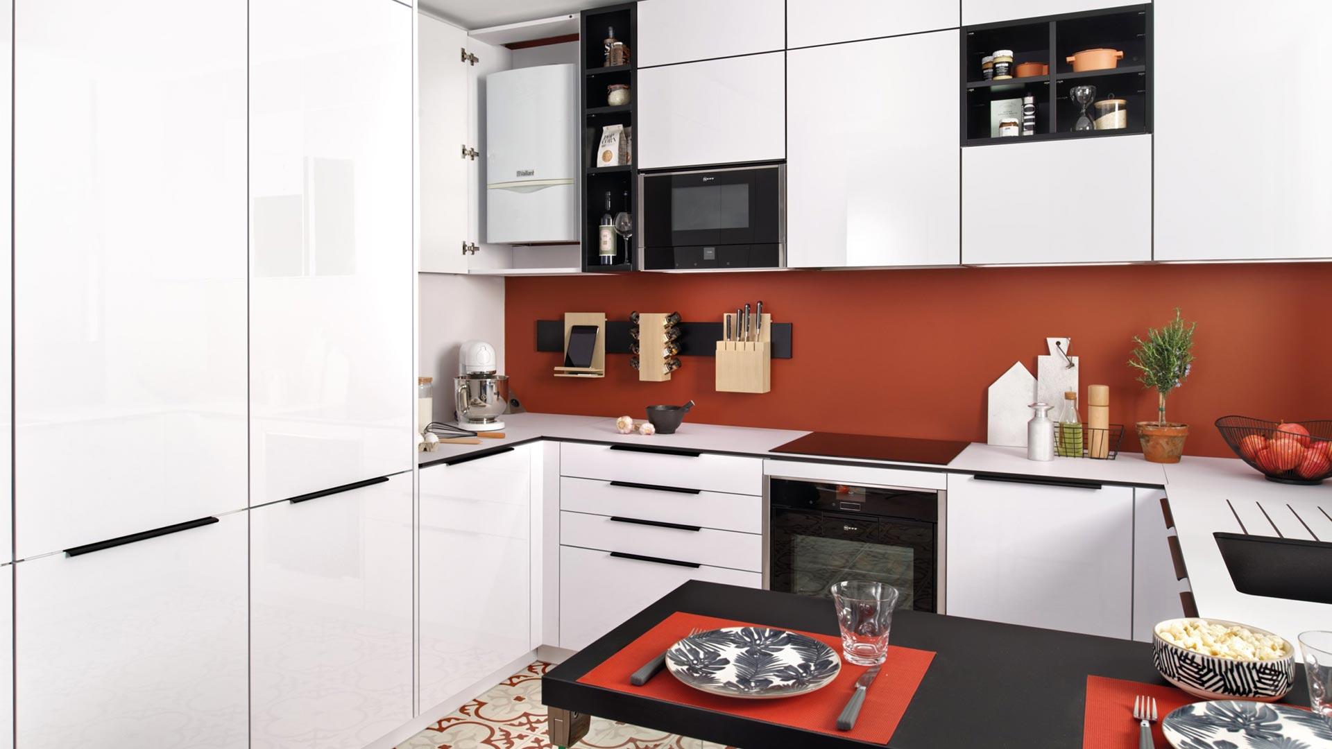 cuisine petit espace design