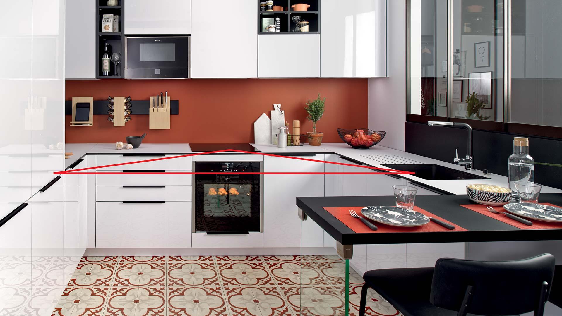 Comment Aménager Son Cellier aménager sa cuisine : organiser les zones d'activités | blog