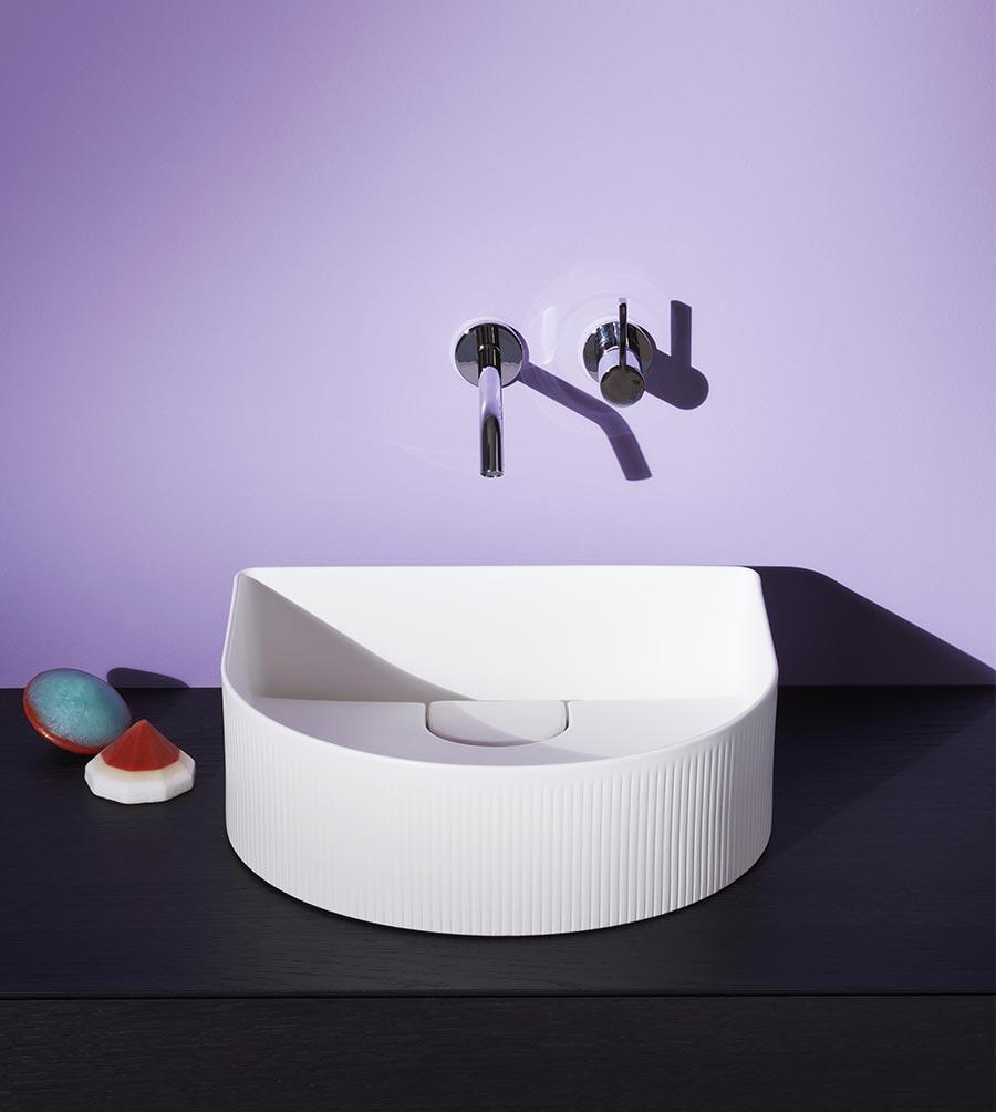 Lave-mains design, par Patricia Urquiola