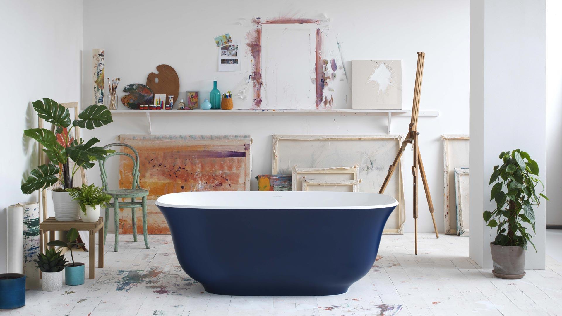 salle de bains Amiata par Victoria et Albert Baths