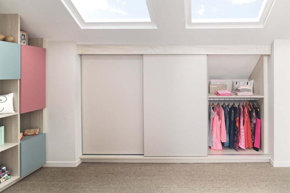 Quel type de porte choisir pour son placard ou dressing ...