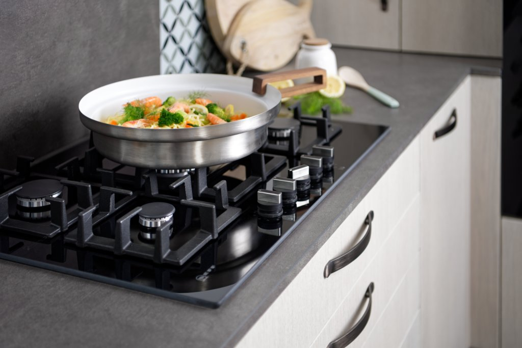 Batch cooking - repas en préparation