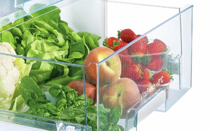 Tiroir Vitafresh du réfrigérateur Bosch