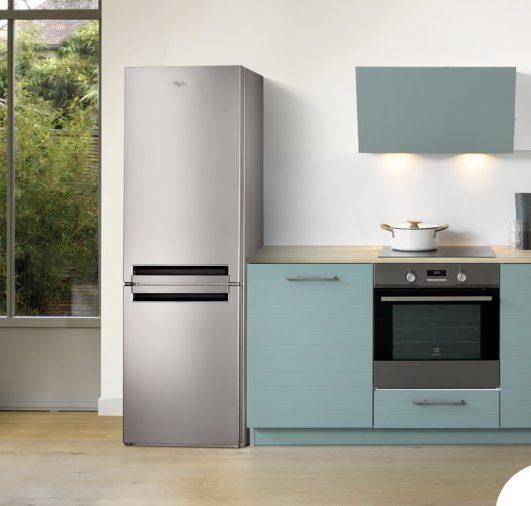 Réfrigérateur posable