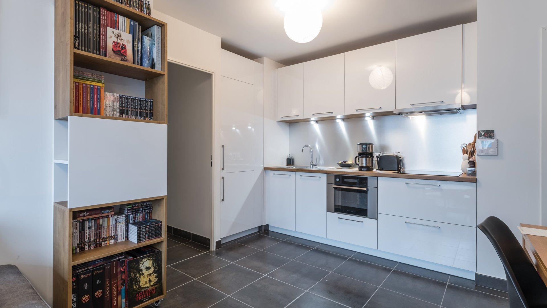 Comment aménager une petite cuisine ? - Blog Schmidt