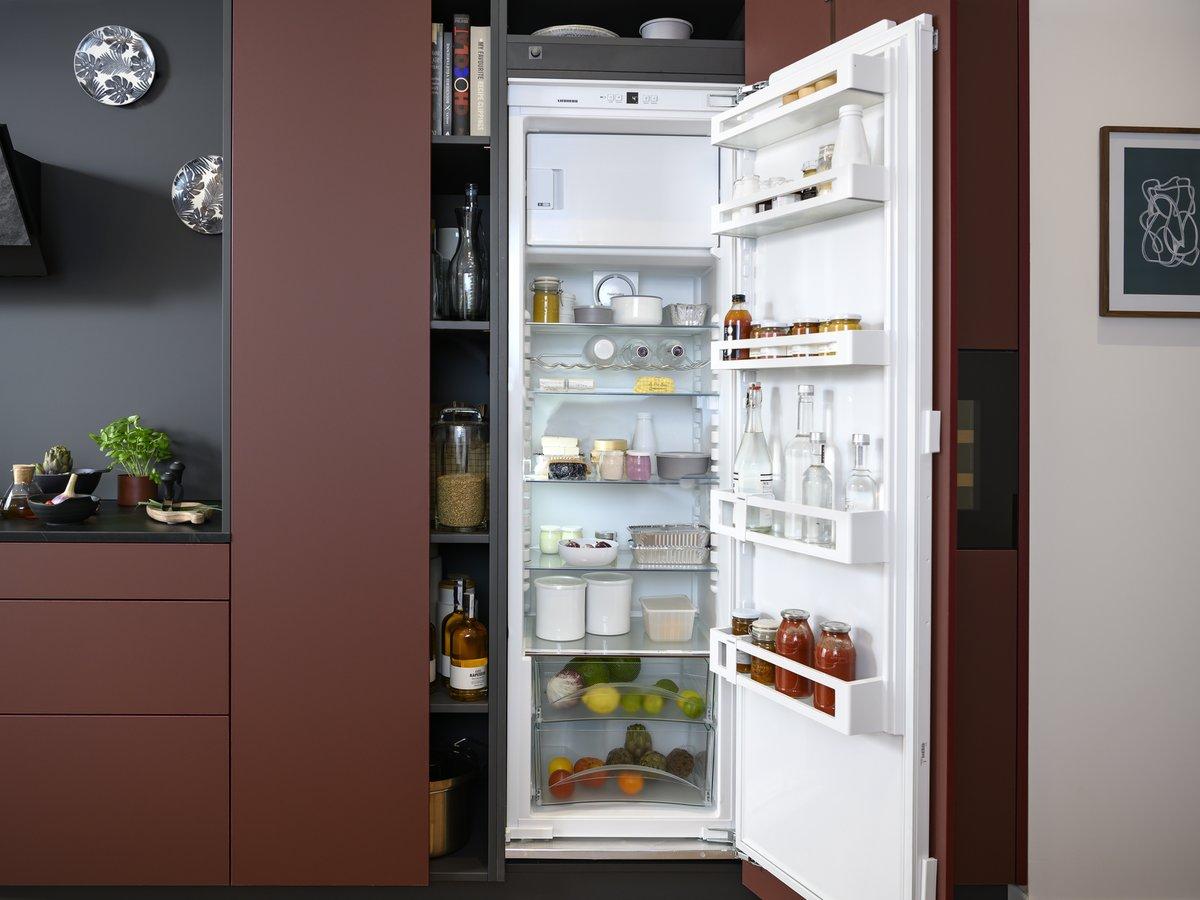Réfrigérateur intégrable.