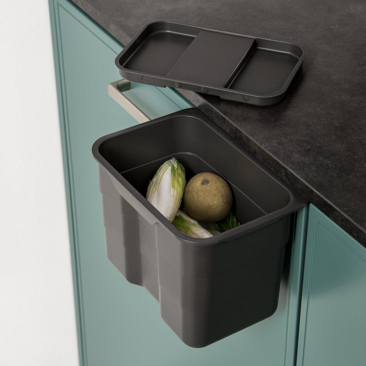 Bac à compost.