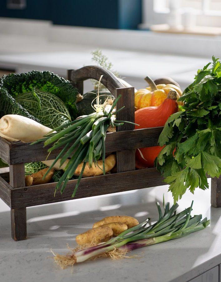 Faites le plein d'énergies en concoctant des plats réalisés à base de produits locaux.