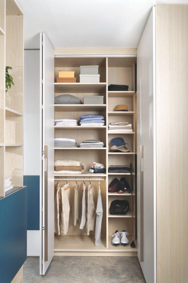 Utilisez tout l'espace disponible jusqu'au dernier millimètre.