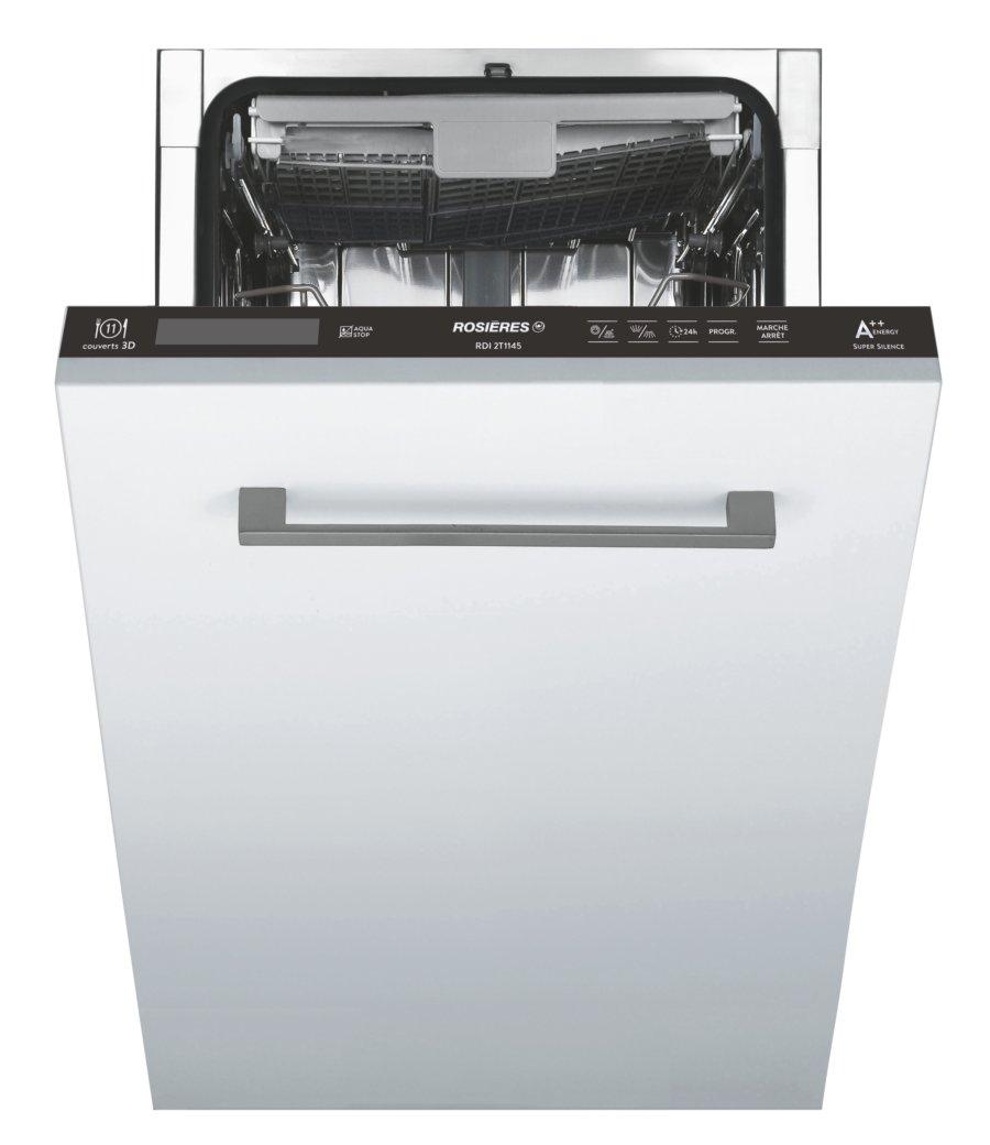 Lave-vaisselle économique Hotpoint.