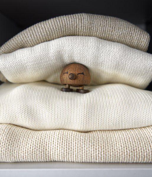 Choisissez les textiles où vous vous sentez le plus à l'aise.