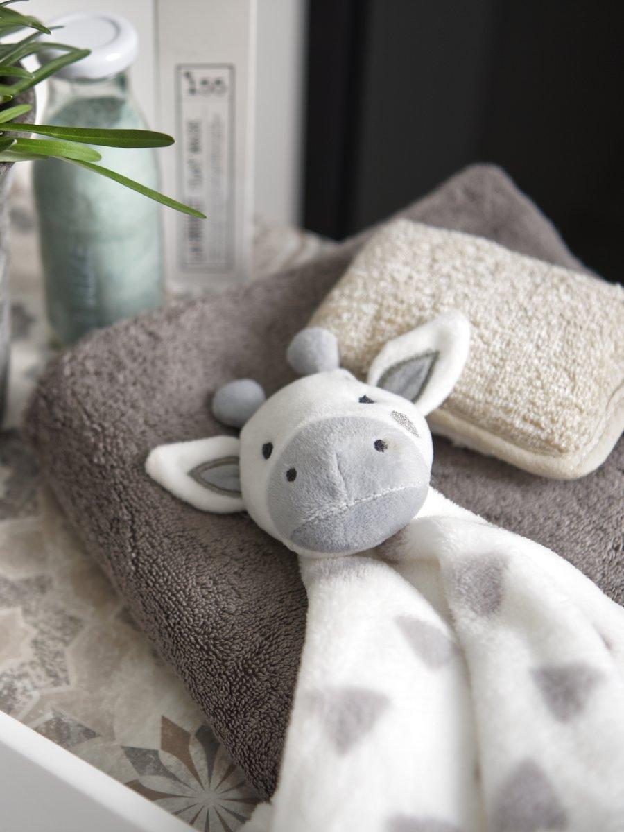 Optez pour des serviettes et éponges naturelles.