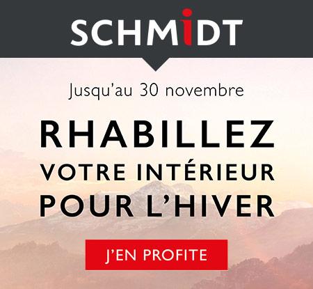 Offre Schmidt Novembre 2020