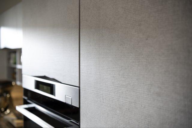 façades avec des panneaux 100% recyclés