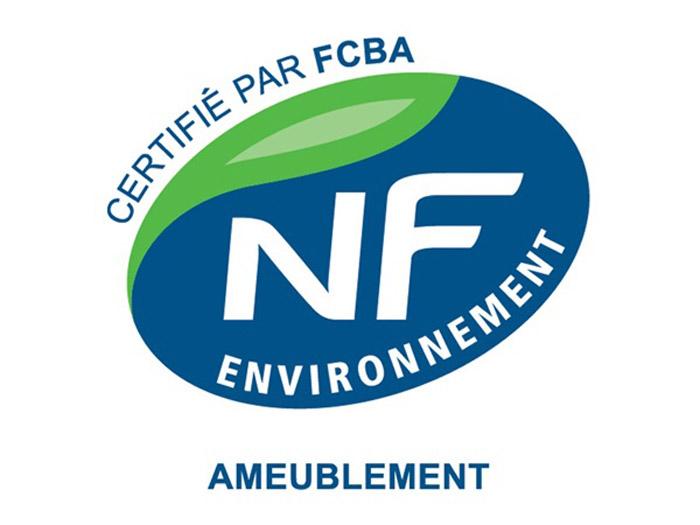 Certification NF environnement ameublement - Schmidt