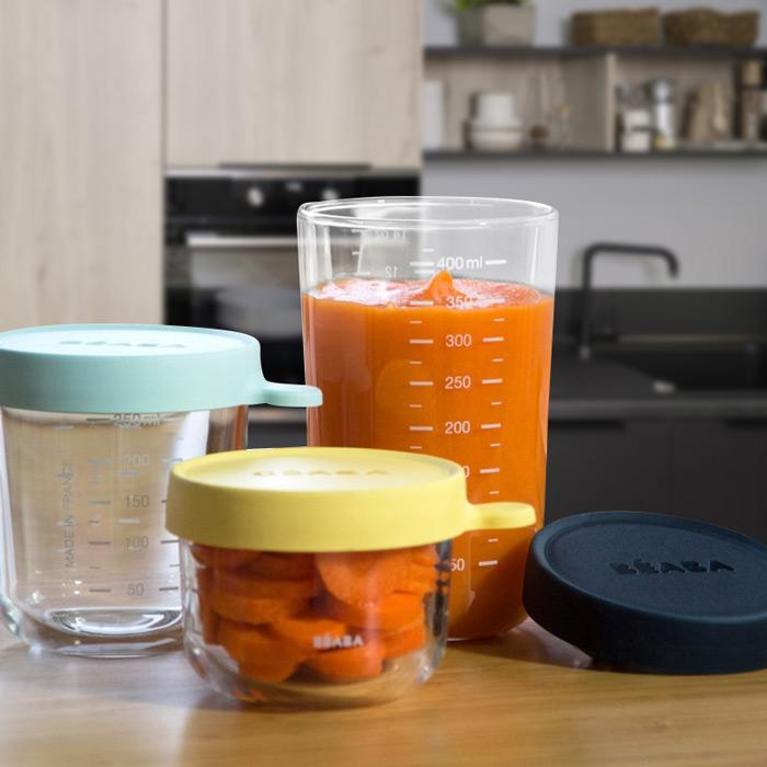 Aliments découverte diversification alimentaire bébé