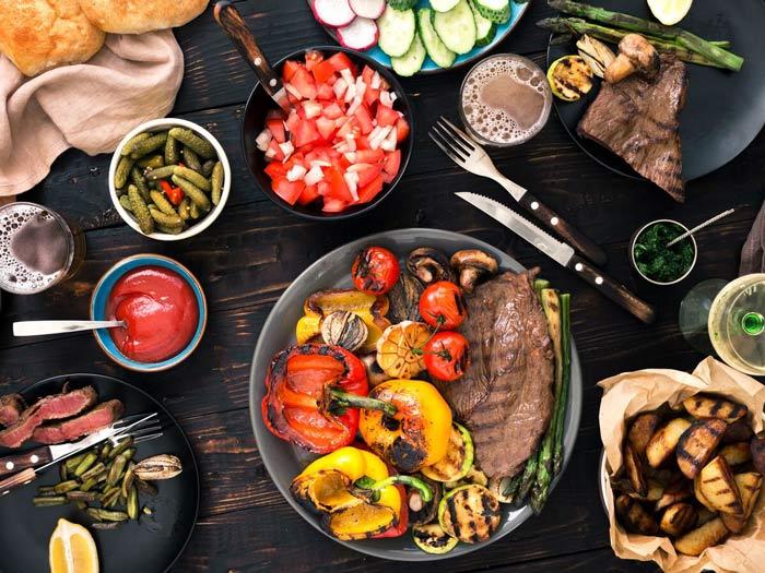 Slow Food, manger sains : plats fait maison