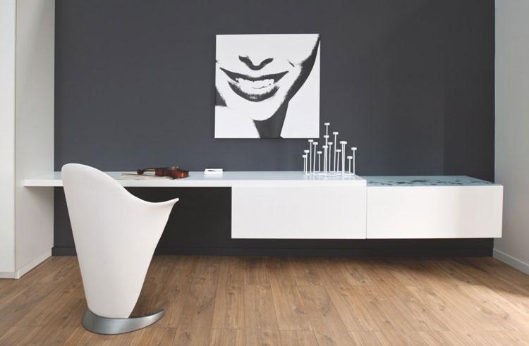 Bureau design style Casablanca